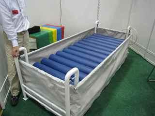 介護用浴槽付ベッド