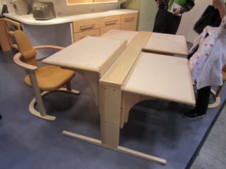 リフトテーブル(ナナミさん)