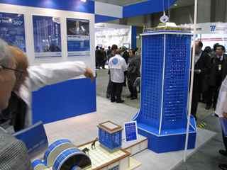 全方位型風力発電システム