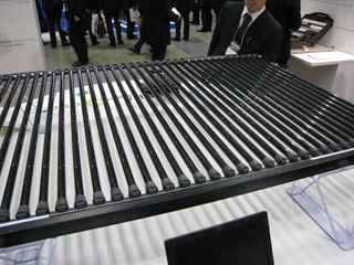 円筒形太陽光発電装置